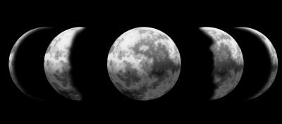 Kép forrása: freedigitalphotos.net, Moon Phase by vectorolie