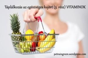 """Táplálkozás az egészséges hajért, VITAMINOK, Fotó: Eat Fresh, Stay Healthy"""" by stockimages"""